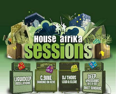 house afrika and bass breaks beats records team up for 4 cds of unmatched funk. Black Bedroom Furniture Sets. Home Design Ideas