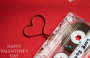 Valentines Day Love Songs Tape